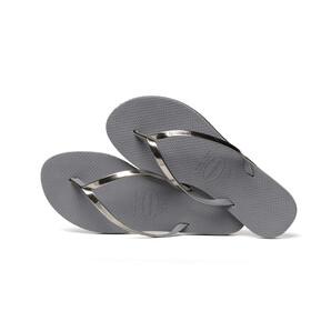 havaianas You Metallic - Sandales Femme - gris